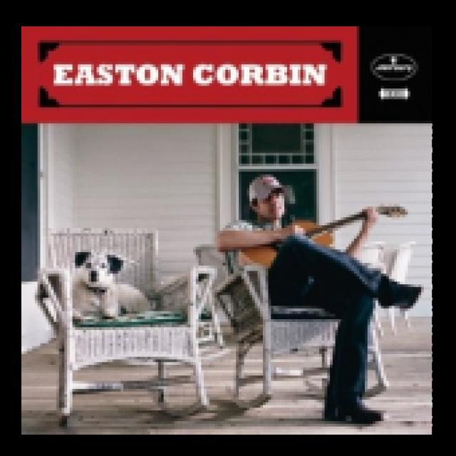 Easton Corbin CD- Easton Corbin